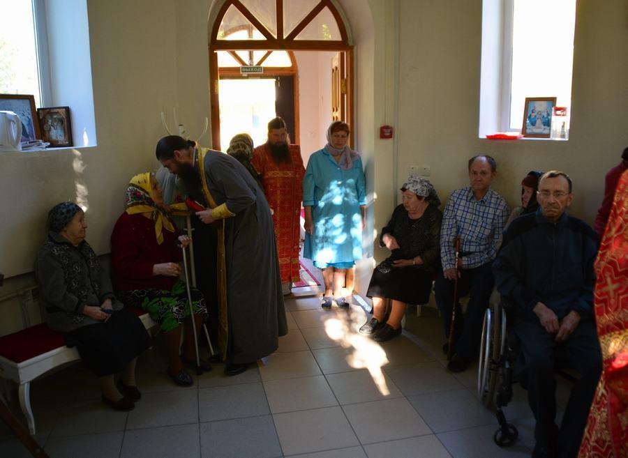 Выксунский дом для престарелых и инвалидов государственные дома престарелых в районе бобровицы