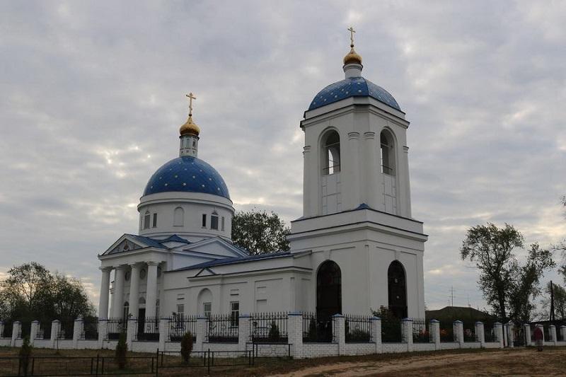 Фото село мотызлей