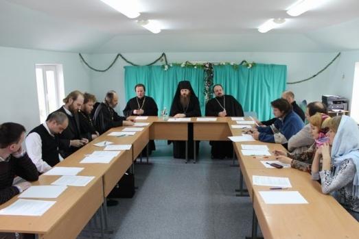 В Ворсме прошло первое организационное совещание по направлению «Утверждение трезвости. Помощь алко- и наркозависимым»