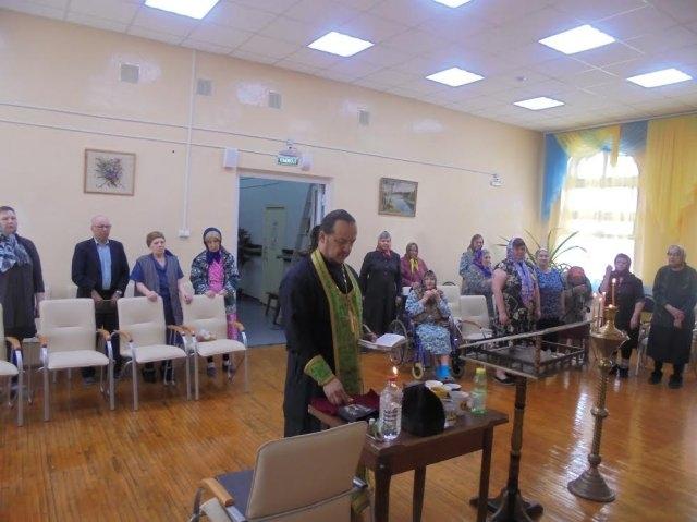Чкаловский дом престарелых чкаловск кто имеет право на дом-интернат для престарелых