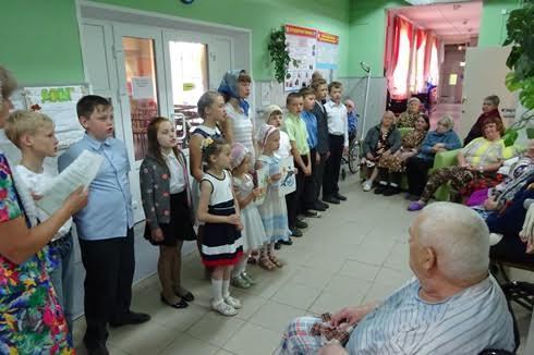 Дом-интернат для престарелых и инвалидов чкаловск дома для престарелых в г.воронеже