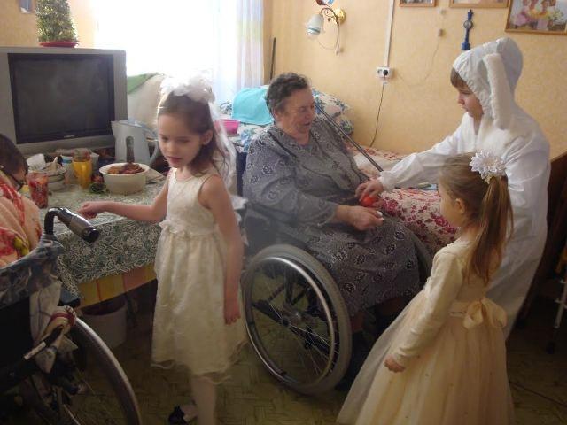 Дом престарелых в чкаловске помощь по дому для пожилых людей